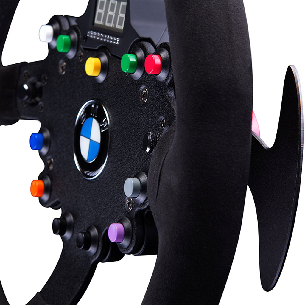 FANATEC ClubSport CSW2 Racing Wheel BMW for PC
